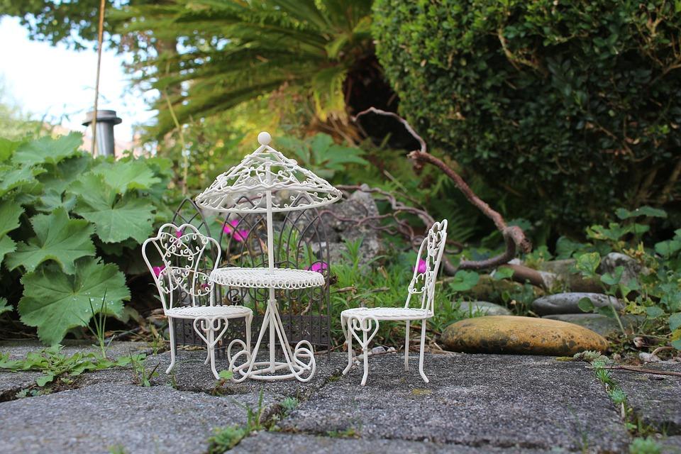 Gartenmöbel, die Ihren Garten perfekt machen